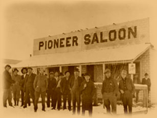 cheers to the oldest saloon innevada